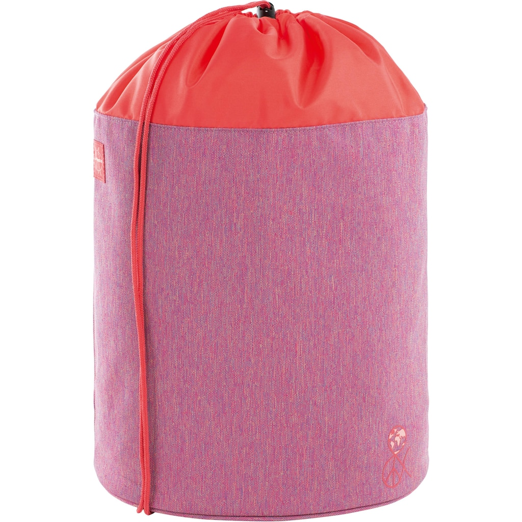 Lässig Sporttasche »4Kids School Sportsbag, About Friends Mélange Pink«