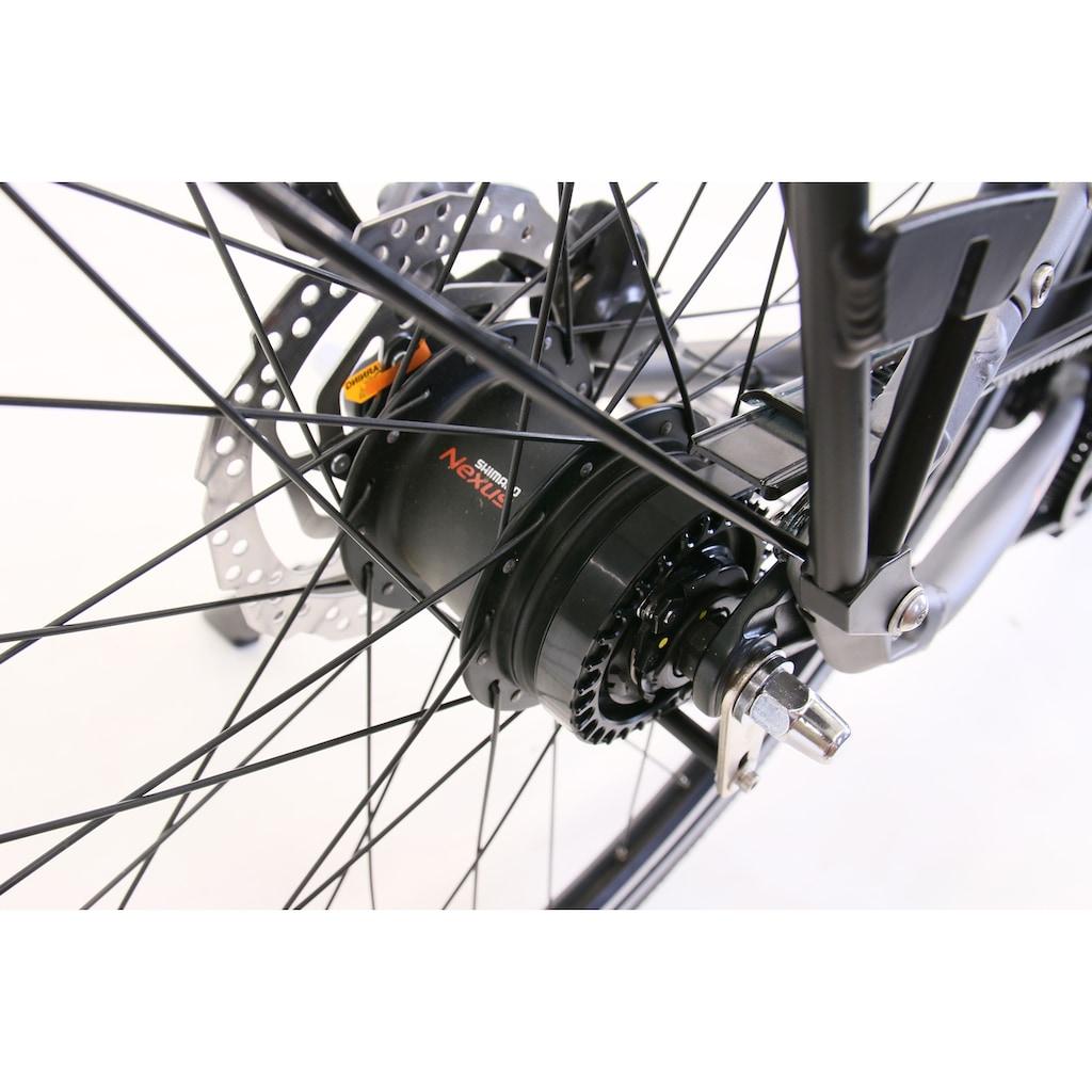 Performance Trekkingrad, 7 Gang, Shimano, NEXUS Schaltwerk, Nabenschaltung