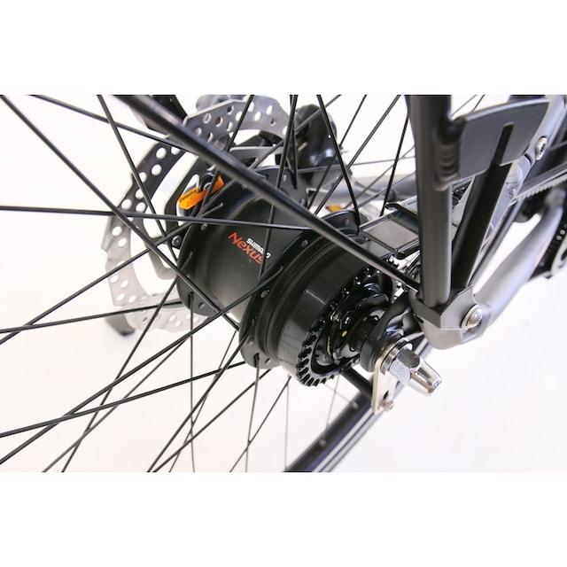 Performance Trekkingrad 7 Gang Shimano NEXUS Schaltwerk, Nabenschaltung