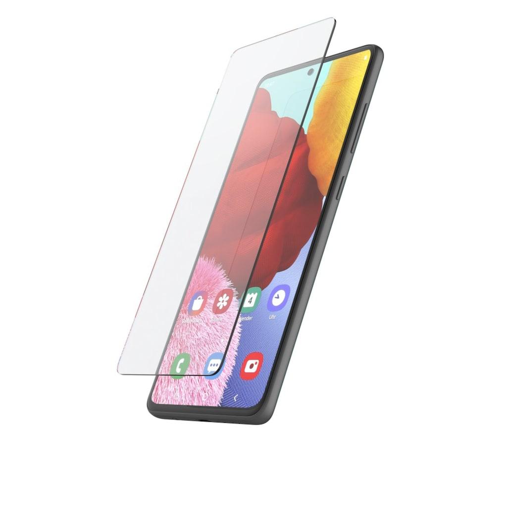 Hama Echtglas-Displayschutz für Samsung Galaxy A51