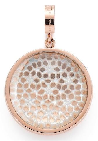 LEONARDO Charm-Einhänger »Evelina Darlin's, 017024«, mit Perlmutt und Glassteinen kaufen