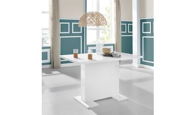 HELA Esstisch »WIEBKE«, Breite 120-160 cm kaufen
