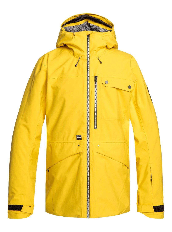 Quiksilver Snowboardjacke Snow SpinDye   Sportbekleidung > Sportjacken > Snowboardjacken   Quiksilver