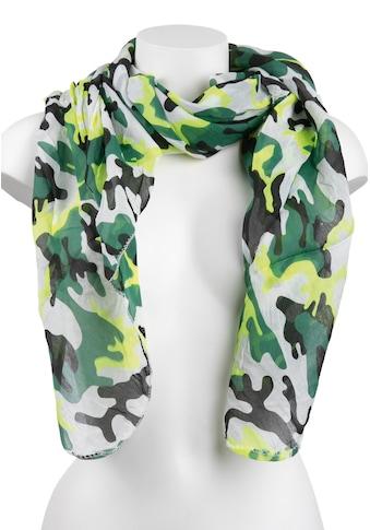 CASSANDRA Schal, im angesagten Military-Design kaufen