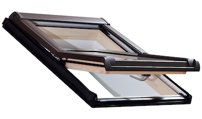 RORO Dachfenster »Typ DHE211«, BxH: 65x118 cm, kieferfarben kaufen