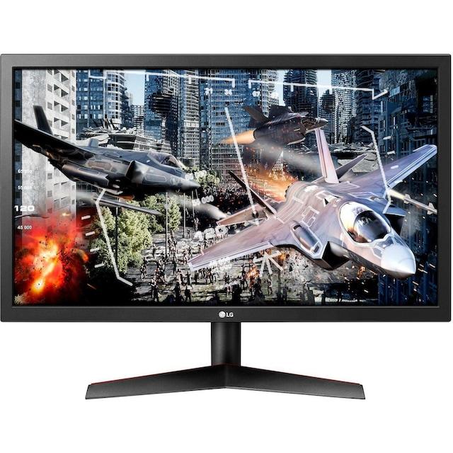 LG »24GL600F« Gaming-Monitor (24 Zoll, 1920 x 1080 Pixel, Full HD, 1 ms Reaktionszeit, 144 Hz)