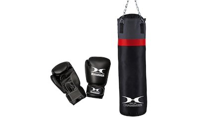 Hammer Boxsack »Cobra« (Set, mit Boxhandschuhen) kaufen