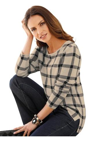 Inspirationen Jacquardpullover »Pullover« kaufen