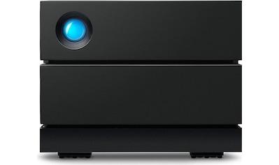 "LaCie »16 TB, externe Festplatte, 3.5"", USB - C« NAS - Server kaufen"