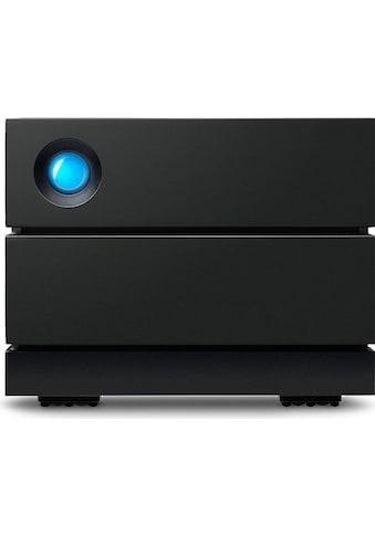"LaCie NAS-Server »2big RAID 4TB Thunderbolt 3 USB-C«, externe Festplatte, 3.5"" kaufen"