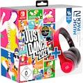 UBISOFT Spiel »Just Dance 2021«, Nintendo Switch, inkl. Rival Kopfhörer