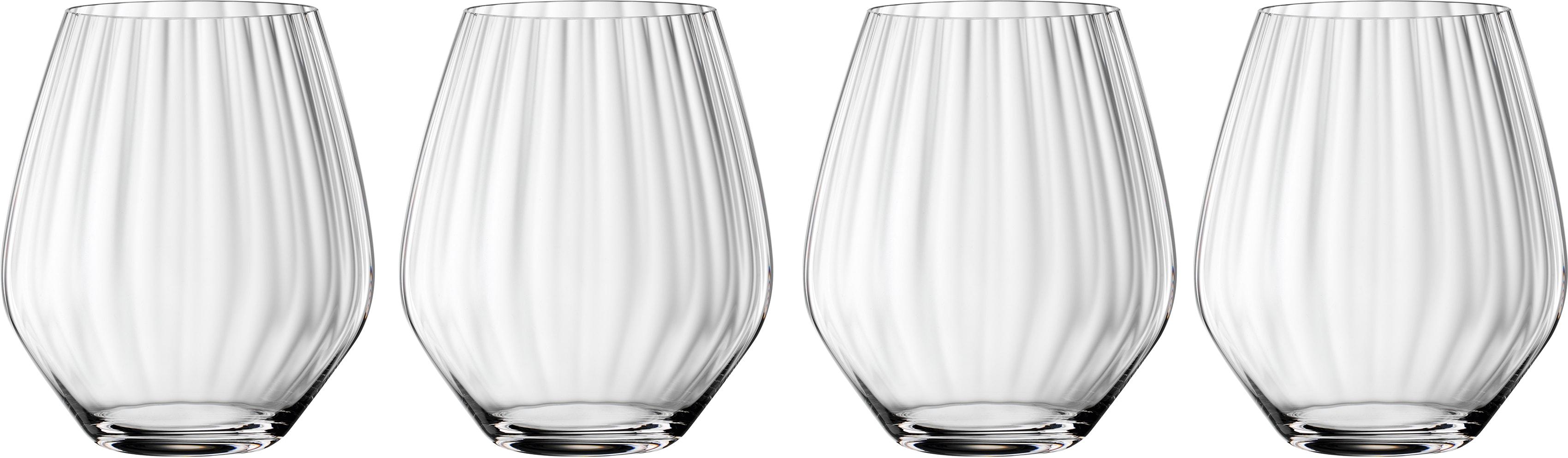 SPIEGELAU Cocktailglas Life Style, (Set, 4 tlg.), Gin Tonic, Kristallglas, 625 ml farblos Kristallgläser Gläser Glaswaren Haushaltswaren