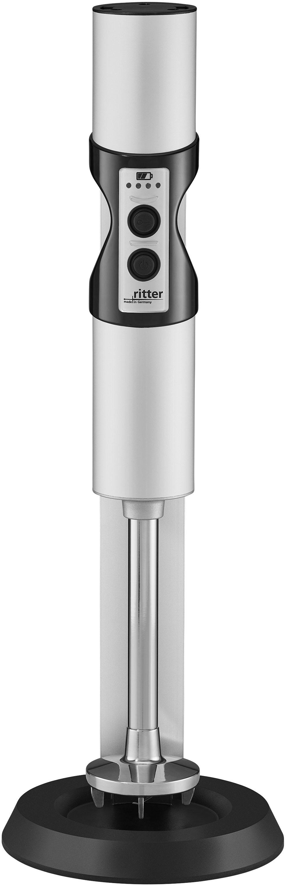 Ritter Stabmixer stilo 7 0 Watt Mixer Zerkleinerer Haushaltsgeräte