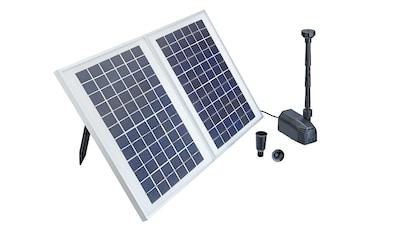 Pontec Solarpumpe »Pontec PondoSolar 1600«, 1600 l/h kaufen