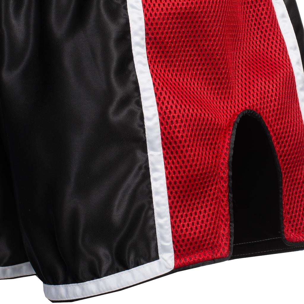 Benlee Rocky Marciano Shorts mit atmungsaktiven Mesh-Einsätzen