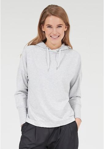 ATHLECIA Kapuzensweatshirt »NODIA«, mit hohem Viskoseanteil kaufen