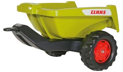Rolly Toys Kinderfahrzeug-Anhänger »CLAAS«, für Trettraktoren kaufen