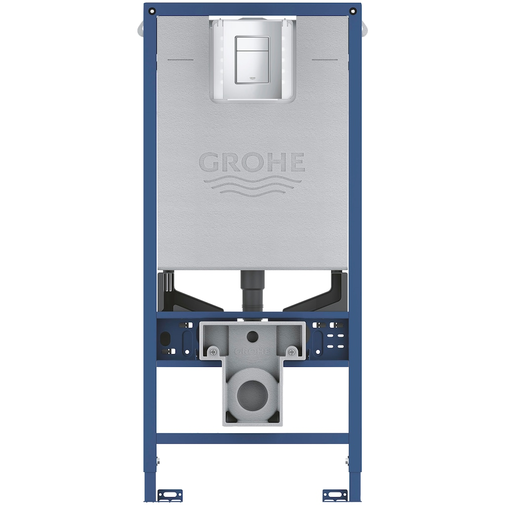 Grohe Spülkasten »Rapid SLX 3-in-1«, für WC, Vorwandelement 1,13 m Bauhöhe