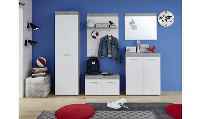trendteam Garderoben - Set »Street« (Set, 5 - tlg) kaufen