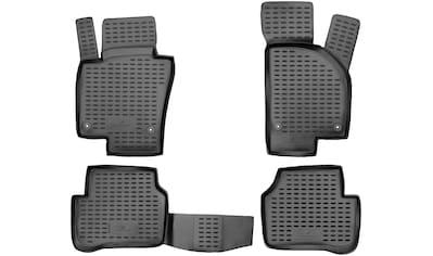 WALSER Passform - Fußmatten »XTR«, für VW Passat (B7) BJ 2010  -  2014 kaufen
