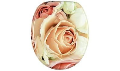 Sanilo WC-Sitz »Rosa Rose«, mit Absenkautomatik kaufen