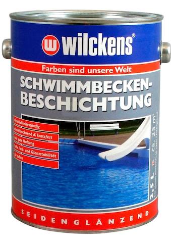WILCKENS FARBEN Bodenversiegelung »Schwimmbecken - Beschichtung«, Schwimmbadfarben kaufen