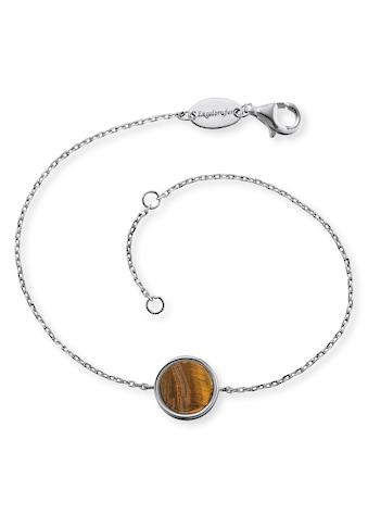 Engelsrufer Silberarmband »POWERFUL STONE TIGERAUGE, ERB - LILGEM - TE« kaufen
