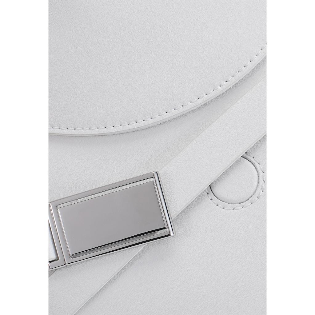ekonika Schultertasche, mit praktischem Magnetverschluss