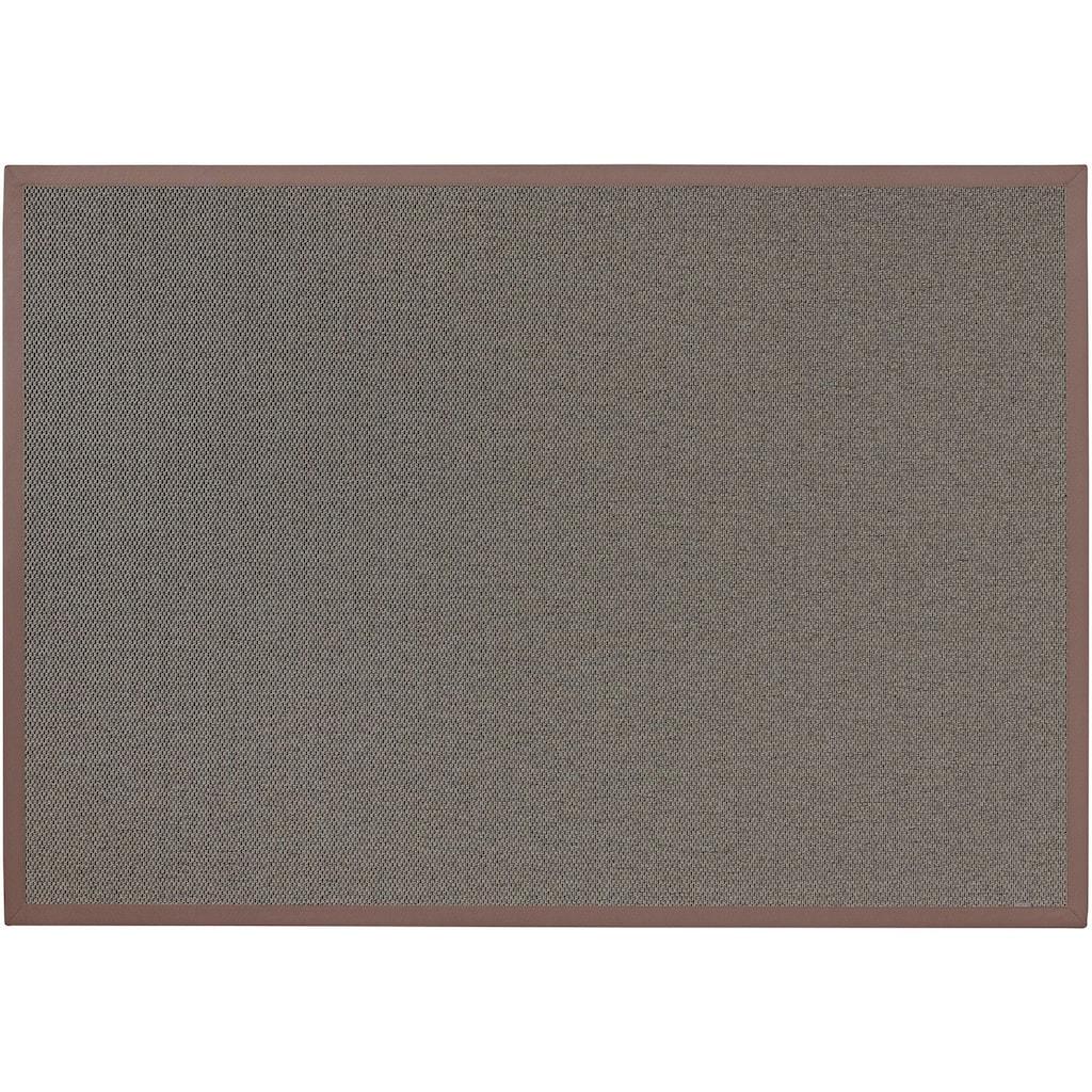 Läufer, »Naturana Panama«, Dekowe, rechteckig, Höhe 8 mm, maschinell gewebt