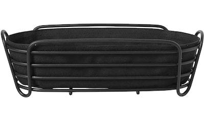 BLOMUS Brotkorb »DELARA«, (1 tlg.), elegantes Design, oval kaufen