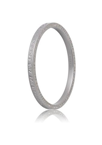 Gilardy Armband »Edelstahl PVD grau« kaufen