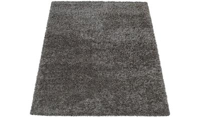 Paco Home Hochflor-Teppich »Maya 400«, rechteckig, 45 mm Höhe, Hochflor-Shaggy,... kaufen