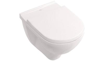 VILLEROY & BOCH Wand - WC »O.novo«, spülrandlos kaufen