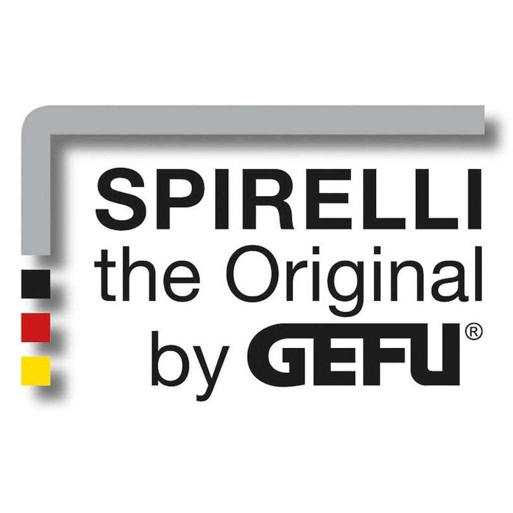 GEFU Spiralschneider »Spirelli«, japanisches Spezialmesser