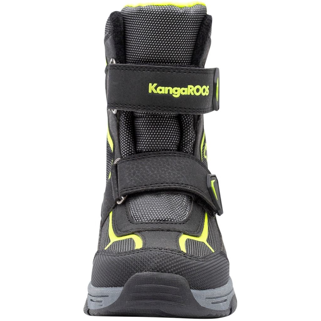 KangaROOS Outdoorwinterstiefel »K-Trooper V RTX«, Wasserdicht