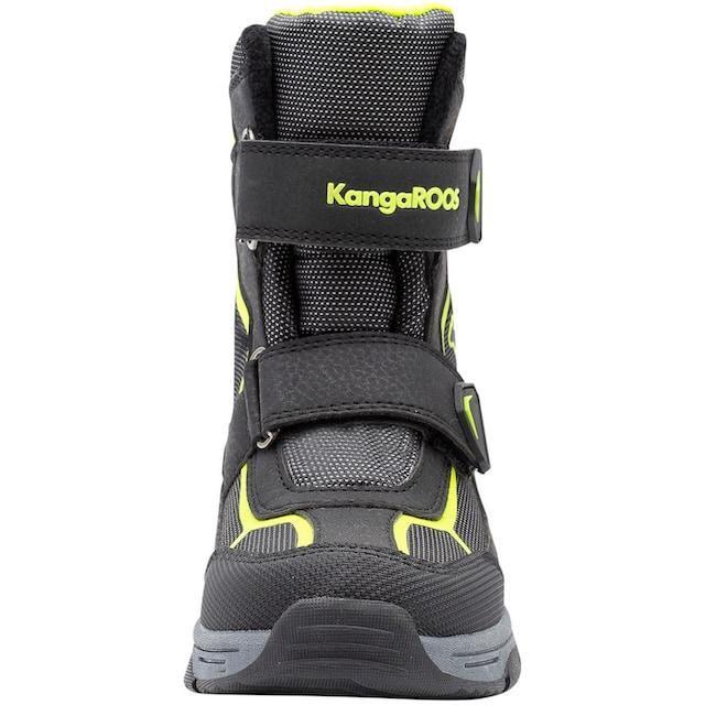 KangaROOS Outdoorwinterstiefel »K-Trooper V RTX«