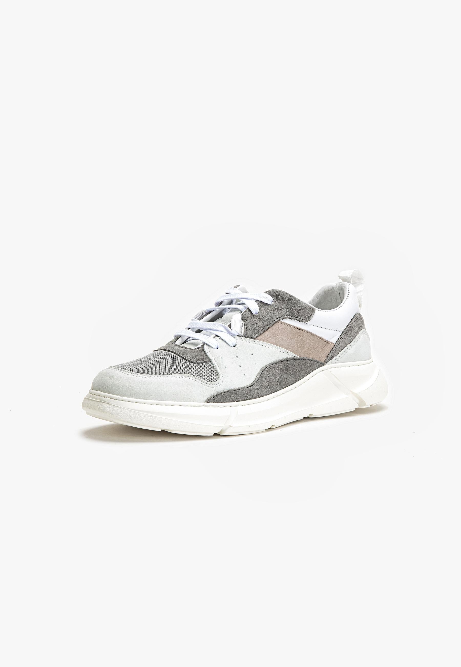 inuovo -  Sneaker Leder