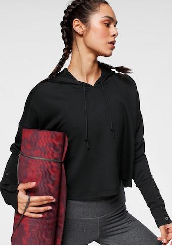 Nike Kapuzensweatshirt »Nike Yoga Luxe Cropped Hoodie« kaufen