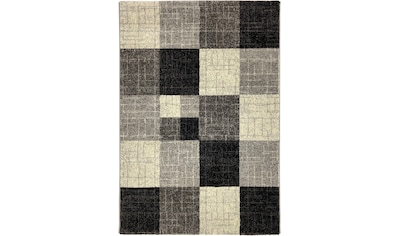RESITAL The Voice of Carpet Teppich »Relax 8100«, rechteckig, 8 mm Höhe, Kurzflor,... kaufen