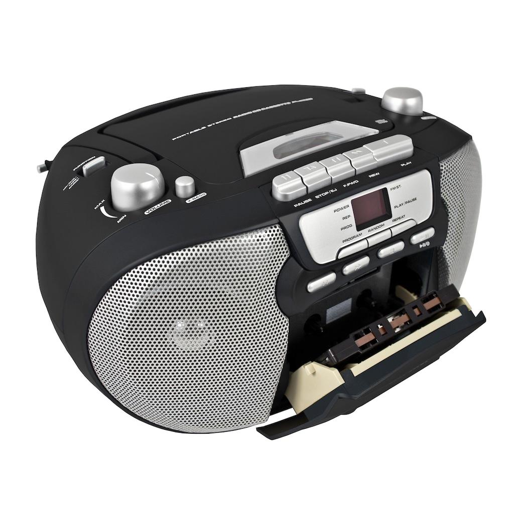 "Karcher tragbare Stereo Boombox »RR 5040-B ""Oberon""«"
