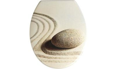 WENKO WC-Sitz »Sabbia« kaufen