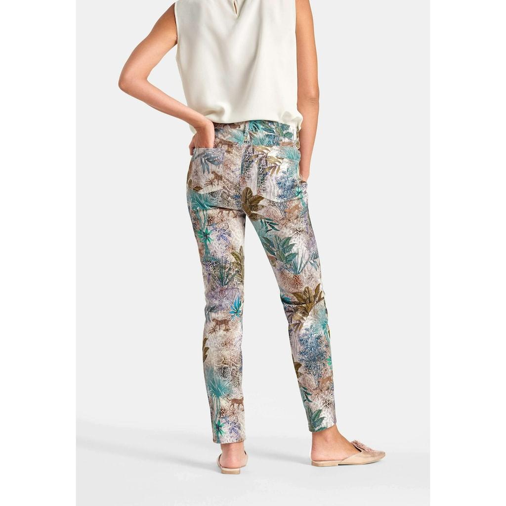Peter Hahn 5-Pocket-Jeans »Passform Barbara«, Nieten