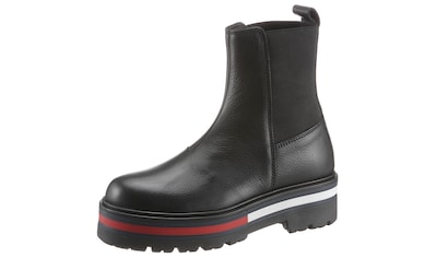 TOMMY JEANS Chelseaboots »FLAG OUTSOLE CHELSEA BOOT« kaufen