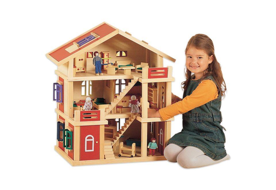 Klassisches Puppenhaus, CHIC 2000