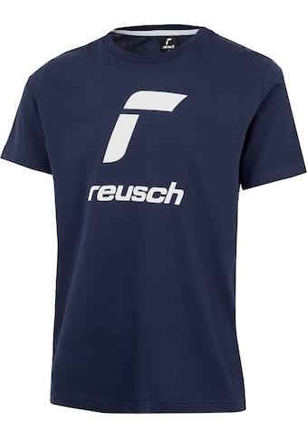 Reusch T-Shirt »Shirt Essentials«, mit angenehmem Rundhalskragen kaufen