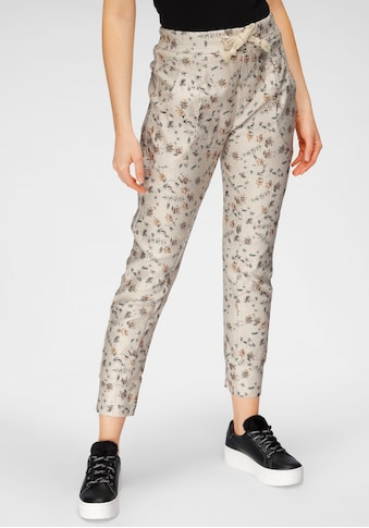 Please Jeans Jogg Pants »P 51G«, mit Blumen Allover-Print kaufen