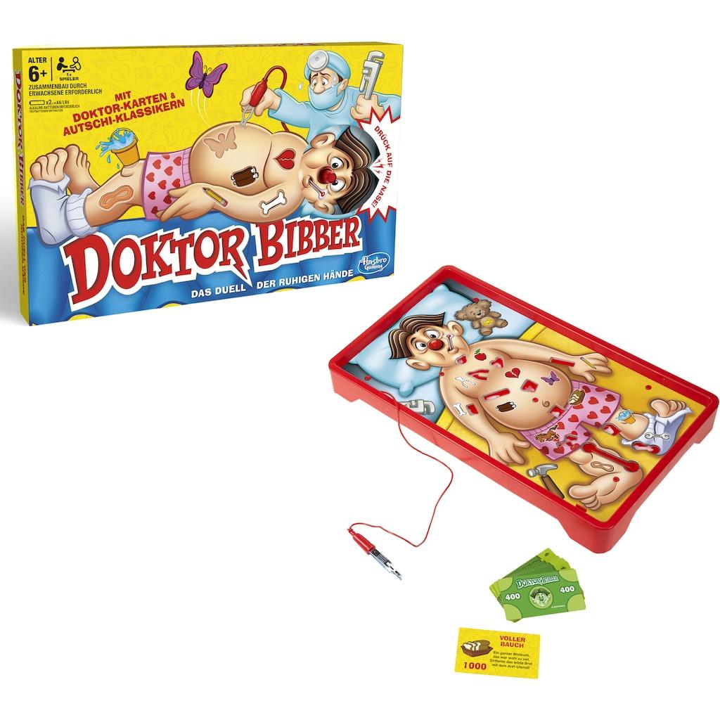 Hasbro Spiel »Hasbro Gaming, Doktor Bibber«, Made in Europe