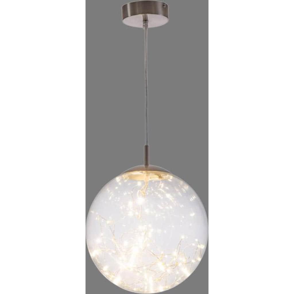 Nino Leuchten LED Pendelleuchte »LIGHTS«, LED-Board, LED Hängelampe, LED Hängeleuchte