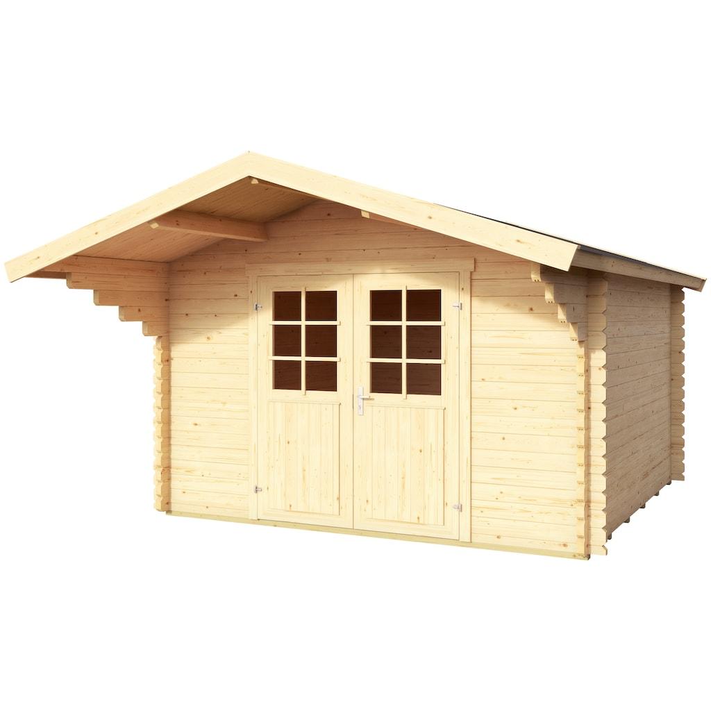 Nordic Holz Gartenhaus »Viljandi 484«
