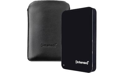 Intenso »Memory Drive« externe HDD - Festplatte 2,5 '' kaufen